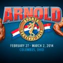 Arnold Classic 2014 (Professionals)