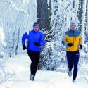 тренировки зимой
