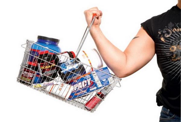 Все о спортивном питании